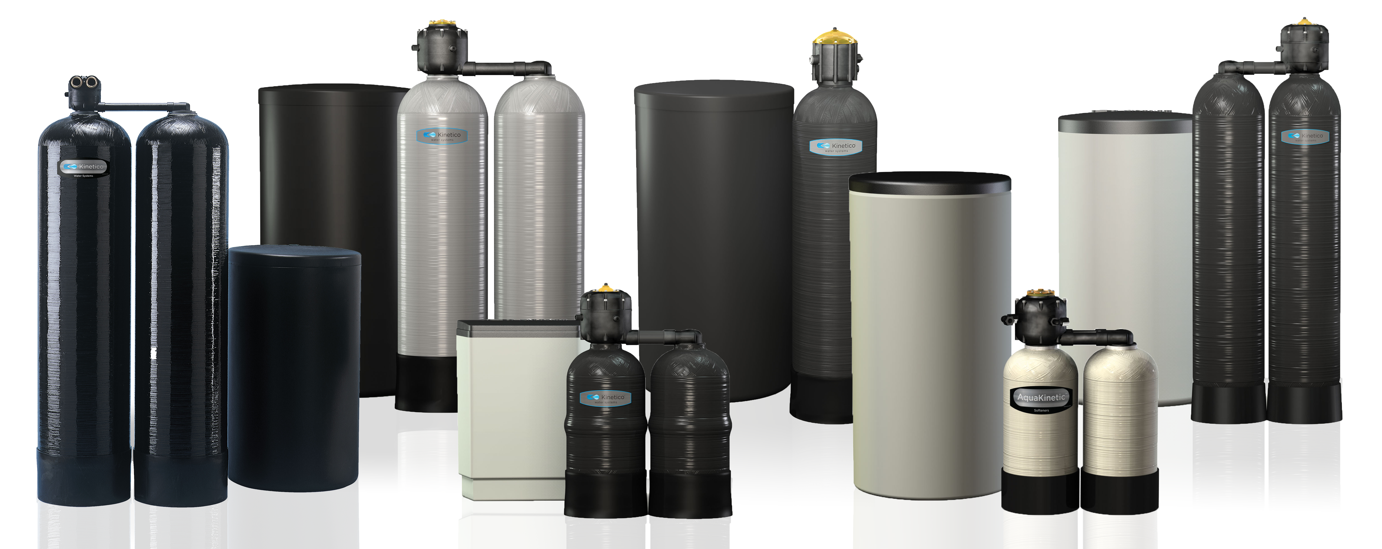Water Softeners – Composite