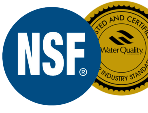 What Is WQA/NSF Certification For Water Filters?